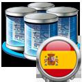 Bases de datos toda España