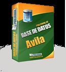 Base de datos Empresas Avila