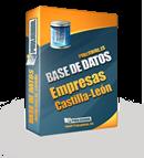 Base de datos Empresas Castilla - León