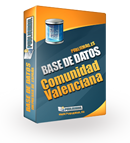 Base de datos Empresas Comunidad Valenciana