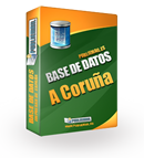 Base de datos empresas de A Coruña