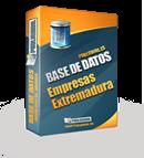 Base de datos Empresas Extremadura
