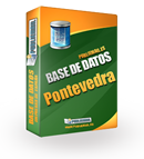 Base de datos Empresas Pontevedra