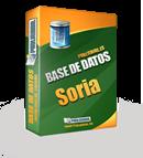 Base de datos Empresas Soria