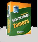 Base de datos Empresas Zamora