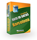 Base de datos Empresas Barcelona