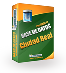 Base de datos Empresas Ciudad Real